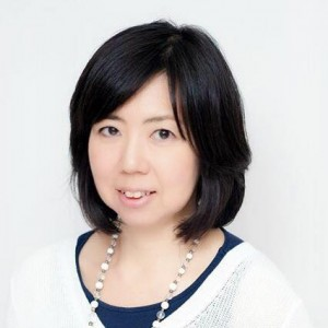 富沢純子プロフィール写真2015